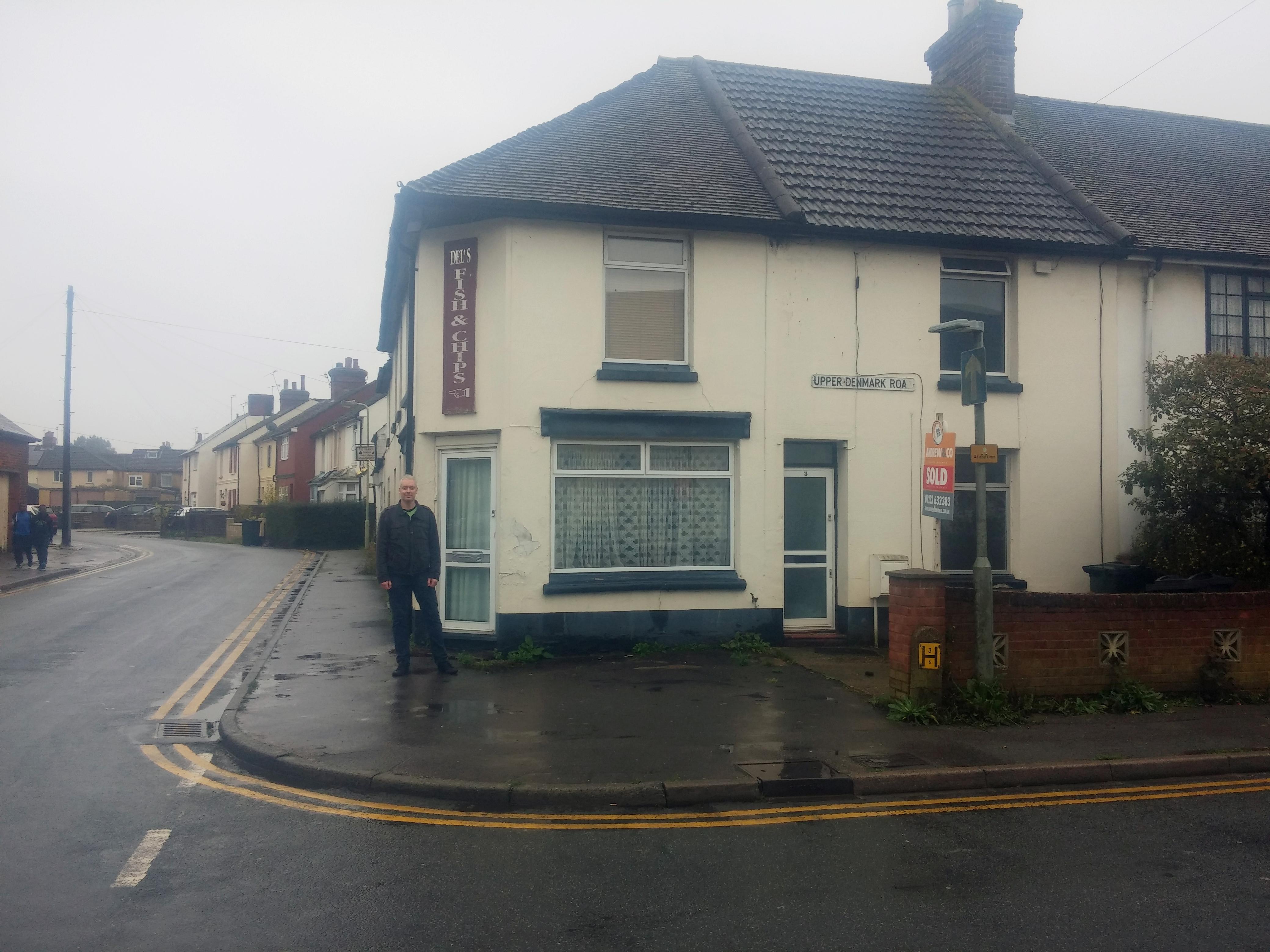 Upper Denmark Road, Ashford, UK