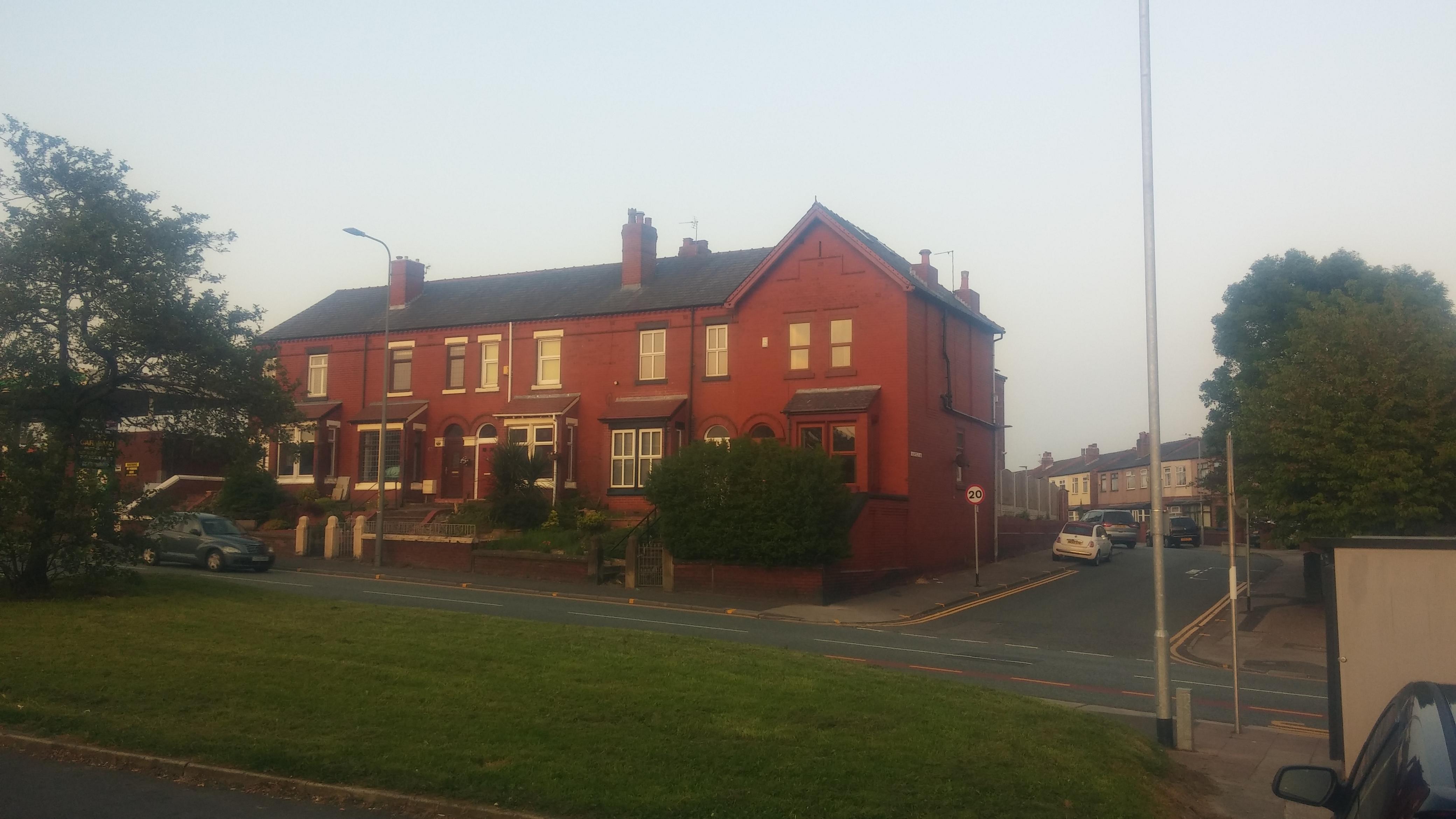 Whelley, Wigan, UK